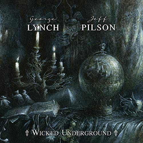 George Lynch & Jeff Pilson Wicked Underground Amped Exclusive