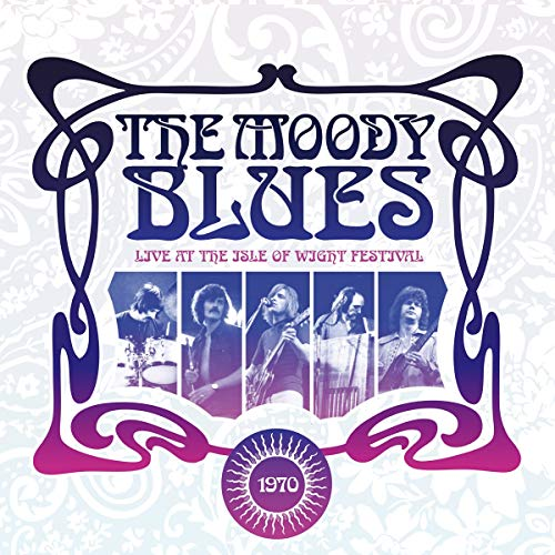 The Moody Blues Live At The Isle Of Wight Festival 1970 2 Lp