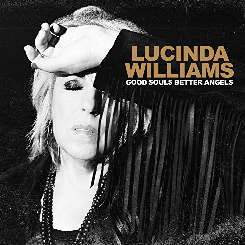 "Lucinda Williams Good Souls Better Angels (""natural"" Colored Vinyl) Indie Exclusive"