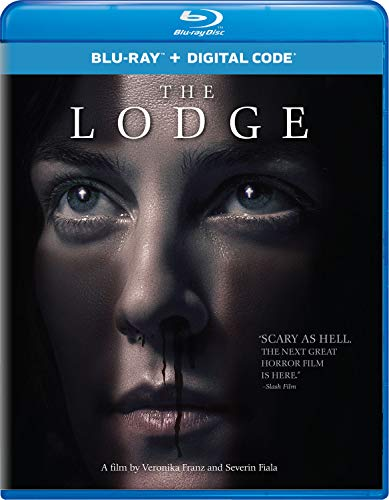 The Lodge Keough Armitage Martel Mchugh Blu Ray Dc R