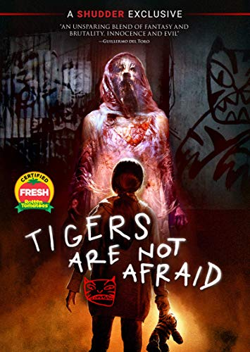 Tigers Are Not Afraid Vuelven DVD Nr