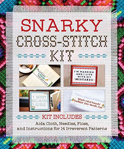 publications-international-ltd-snarky-cross-stitch-kit