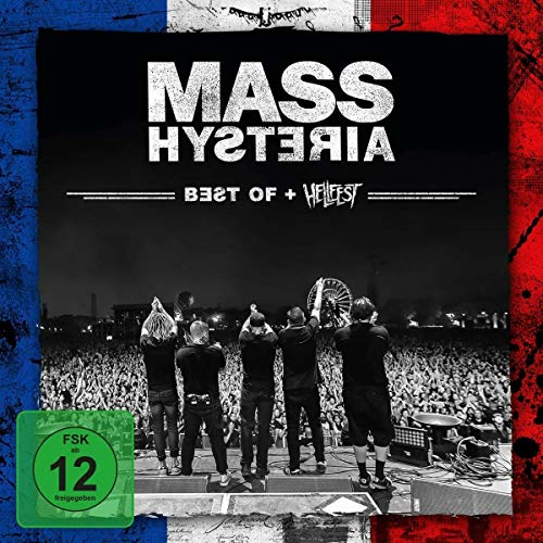 Mass Hysteria Best Of Live At Hellfest CD DVD Combo