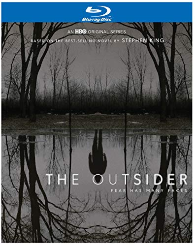 The Outsider Season 1 Blu Ray Nr