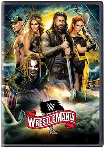 Wwe Wrestlemania 36 DVD Nr