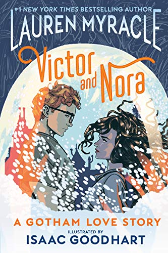lauren-myracle-victor-and-nora-a-gotham-love-story