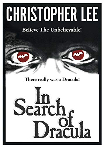 In Search Of Dracula With Christopher Lee DVD Nr