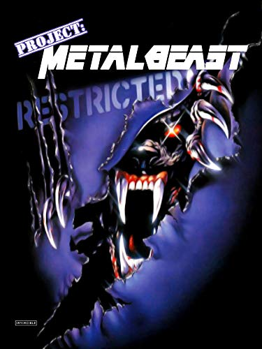 Project Metalbeast Delaney Bostwick DVD Nr