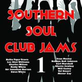 Various Artist Southern Soul Club Jams 1