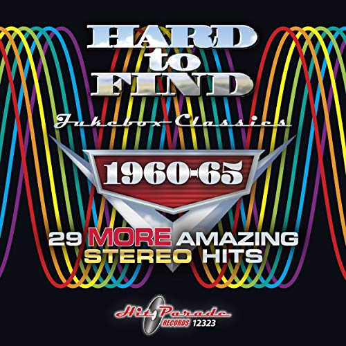 Various Artist Hard To Find Jukebox Classics