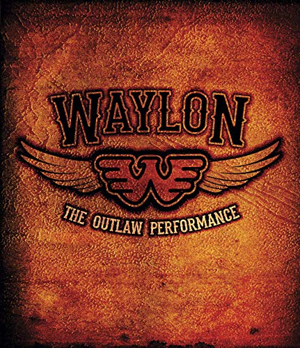 Waylon Jennings The Outlaw Performance
