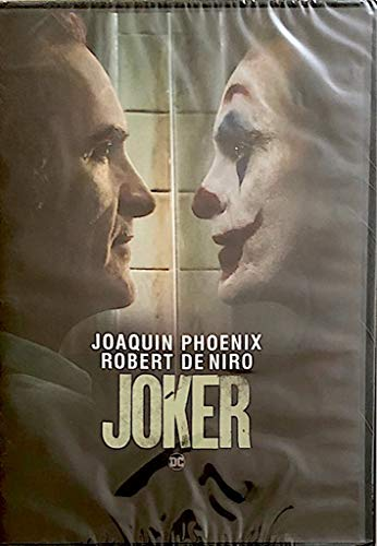 Joker Walmart Exclusive Cover DVD R