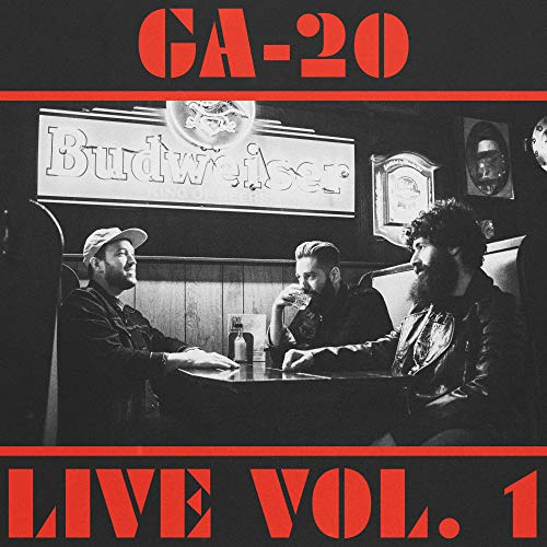 Ga 20 Live Vol. 1 Amped Exclusive