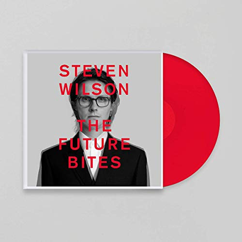 Steven Wilson Future Bites (red Vinyl) Lp
