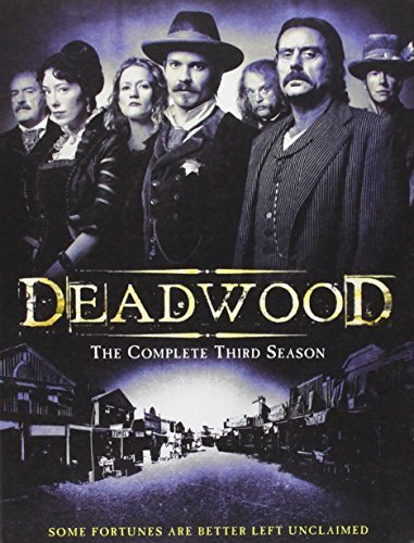 Deadwood Season 3 DVD Nr 6 DVD