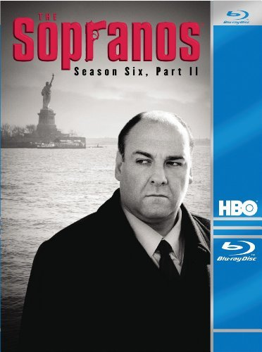 Sopranos Season 6 Part 2 Blu Ray Nr Ws