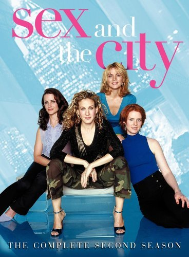 Sex & The City Season 2 Clr Cc Dss R 4 DVD