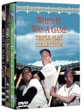 When It Was A Game Triple Play Collection Clr Bw Nr 3 DVD