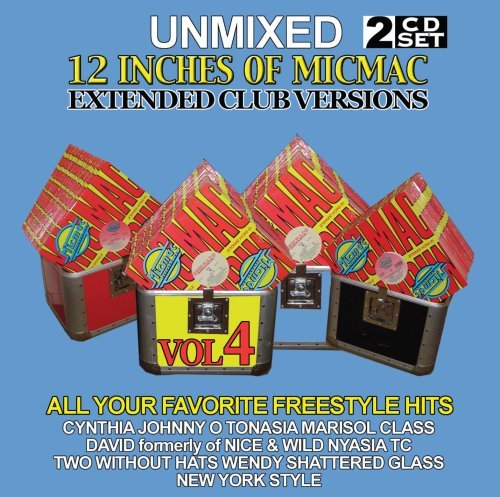 12 Inches Of Micmac Vol. 4 12 Inches Of Micmac 2 CD Set