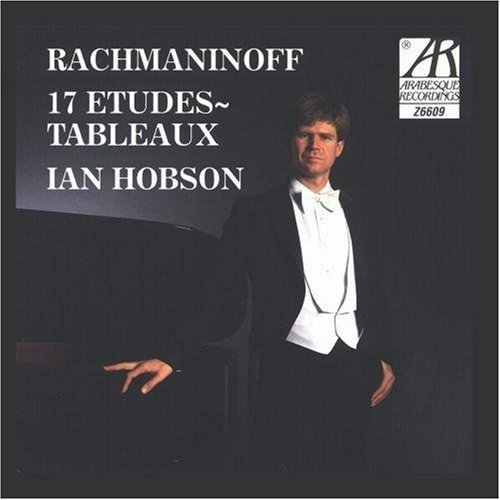 S. Rachmaninoff Etudes Tableaux Comp Hobson*ian (pno)