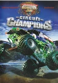 Hot Wheels Monster Jam Circuit Champions