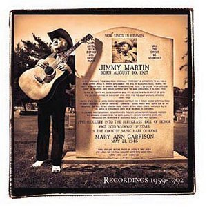 Jimmy Martin Songs Of A Free Born Man Jimm