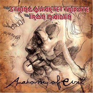Tribute To Iron Maiden String Quart Tribute To Iron M T T Iron Maiden