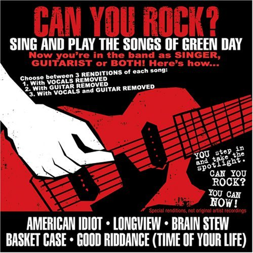 Can You Rock? Sing & Play The Can You Rock? Sing & Play The