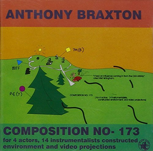 Anthony Braxton No. 173 Composition
