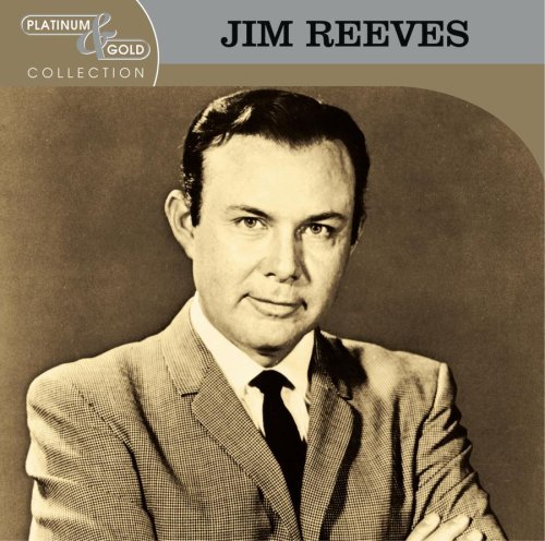 Jim Reeves Platinum & Gold Collection CD R Remastered Platinum & Gold Collection