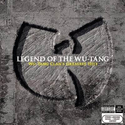 Wu Tang Clan Legend Of The Wu Tang Greates Explicit Version 2 Lp Set