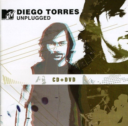 Diego Torres Mtv Unplugged Import Arg Incl. Bonus DVD