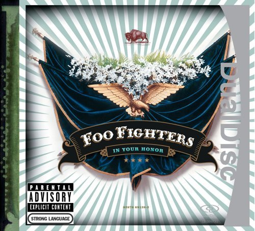 Foo Fighters In Your Honor Dualdisc Explicit Version 2 CD Set Lmtd. Ed