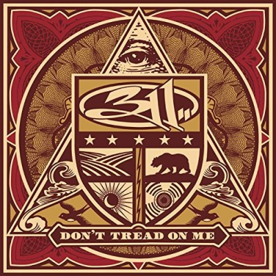 311 Don't Tread On Me