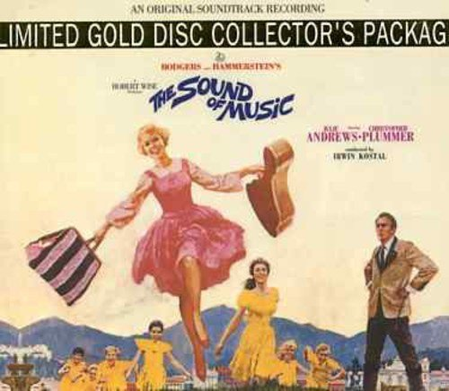 Sound Of Music Soundtrack Import Eu Gold CD Bonus Music Box CD