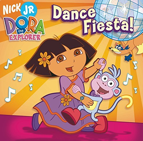 Dora Explorer Dance Dora Explorer Dance Enhanced CD
