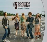 5 Browns No Boundaries Dualdisc