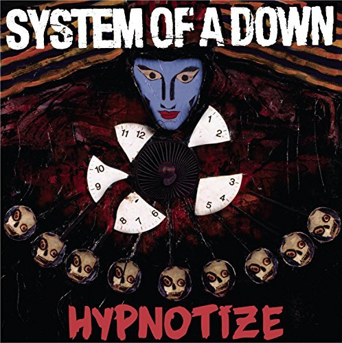 system-of-a-down-hypnotize-clean-version