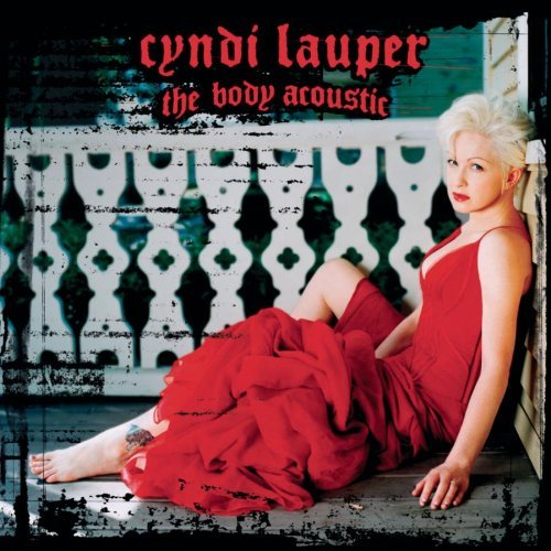 Lauper Cyndi Body Acoustic Remastered