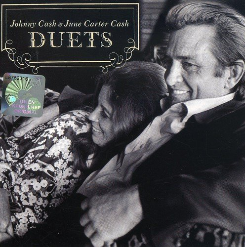 Cash Johnny & June Carter Cash Duets Import Eu
