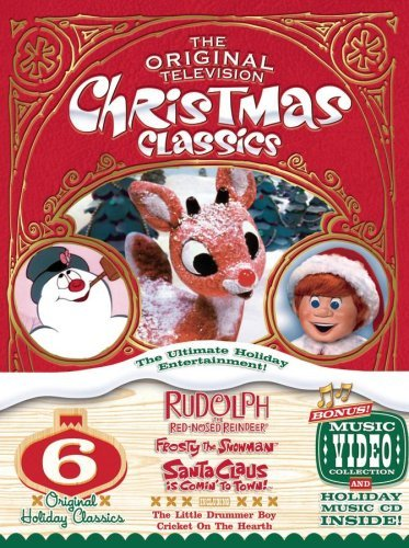 Ultimate DVD Christmas Pack Ultimate DVD Christmas Pack Clr Nr 4 DVD Set Incl. CD