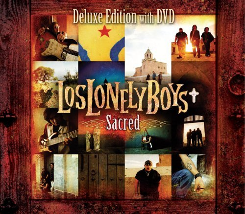 Los Lonely Boys Sacred Incl. DVD