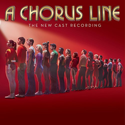 New Broadway Cast Chorus Line Chorus Line