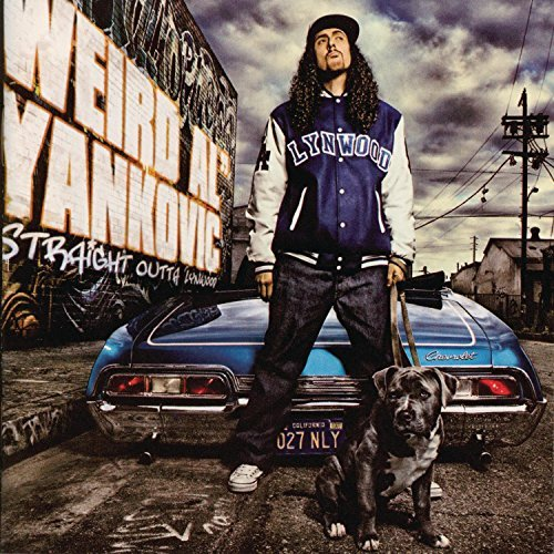 Weird Al Yankovic Straight Outta Lynwood Dualdisc