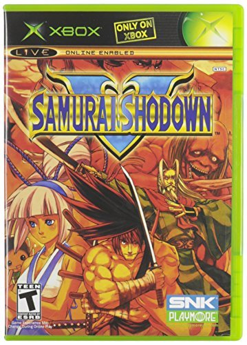Xbox Samurai Showdown V