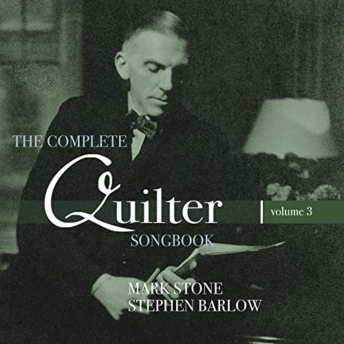 Quilter Stone Barlow Complete Quilter Songbook 3