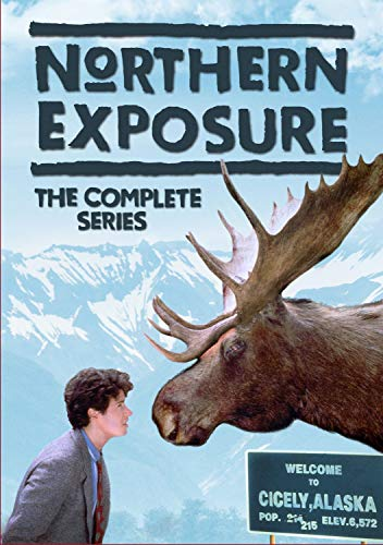 Northern Exposure The Complete Series DVD Nr