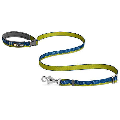 ruffwear-crag-leash-green-hills