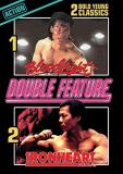 Bloodfight Ironheart Bolo Yeung Double Feature DVD R