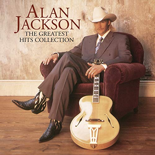 Alan Jackson The Greatest Hist Collection 2 Lp